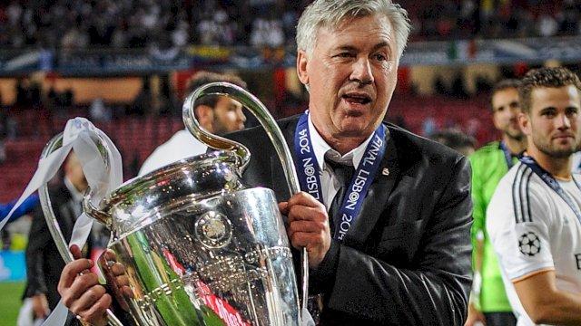 Ancelotti Latih Real Madrid, Lagi