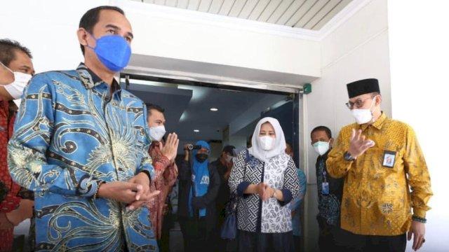 Rudianto Lallo Harap DPRD Makassar dan BPK Jadi Mitra yang Baik