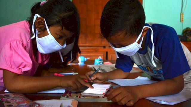 Vaksinasi Covid-19, Pemerintah Prioritaskan Anak di Pulau Jawa