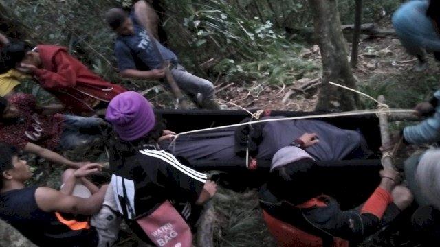 Jatuh, Pendaki Asal Jakarta Meninggal Dunia di Gunung Latimojong