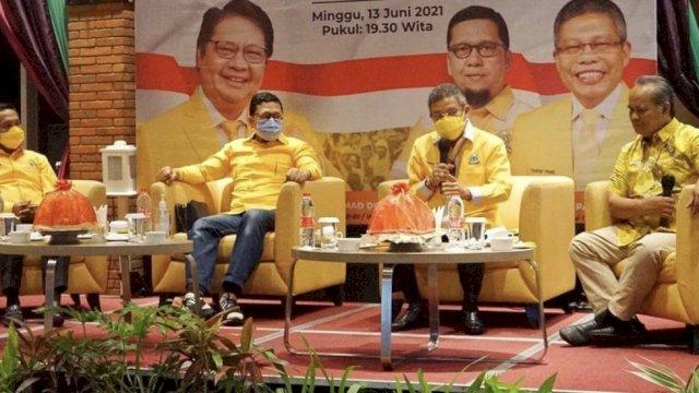 Harga Mati Golkar Sulsel: Airlangga Hartarto Presiden 2024