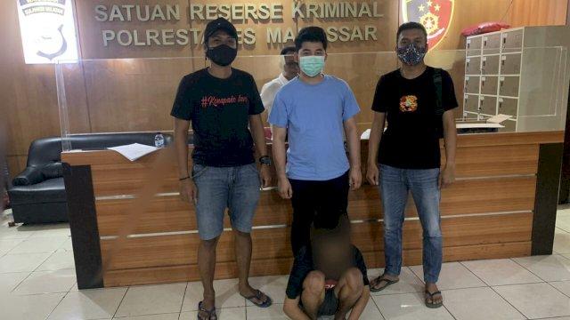 Bawa Kabur Pacar Berhari-hari, Pria Pengangguran di Makassar Diamankan Polisi