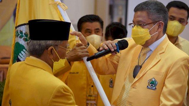 Dari Plt, Ambas Syam Kini Jadi Ketua Golkar Gowa Terpilih