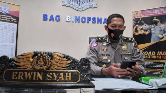 Polisi Selidiki Pesepeda Viral Terobos Lampu Merah di Makassar