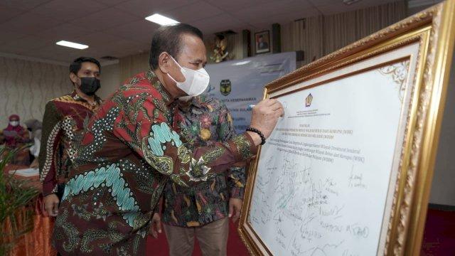 Pemkab Luwu Gandeng Kanwil DJPb, Tingkatkan Akuntansi dan Transparansi Keuangan