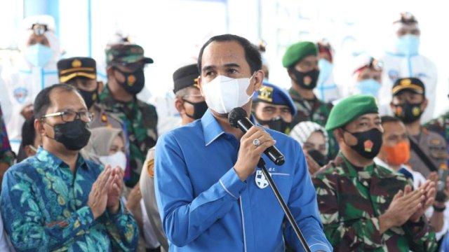 Ketua DPRD Makassar, Rudianto Lallo.