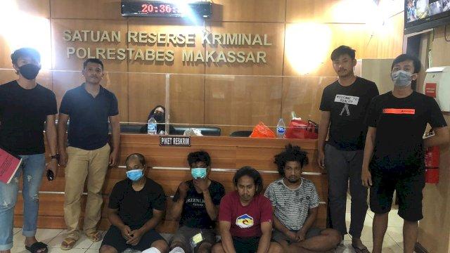 Perampok dan Pemerkosa Mahasiswi di Makassar Ternyata Pernah Sasar 3 Kecamatan Ini