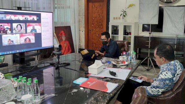 Ikuti Pembekalan Kepemimpinan, Walikota Danny Siap Jalankan Instruksi Mendagri RI