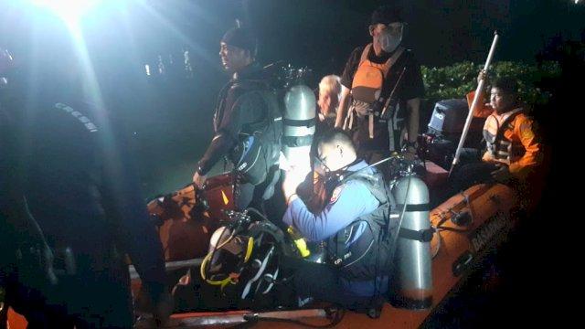 5 Jam Pencarian, Pria yang Lompat ke Sungai Je'neberang Gowa Ditemukan Tak Bernyawa