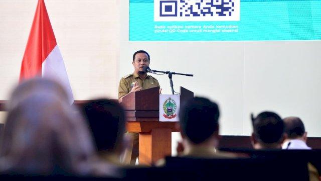 Sulsel Raih Penghargaan Provinsi Ketahanan Pangan Terbaik 2018-2020