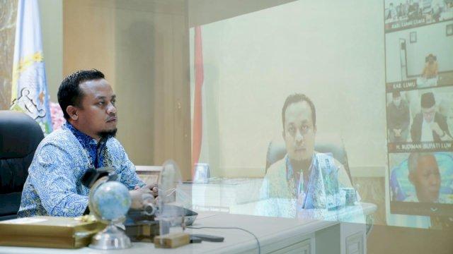 Plt Gubernur Tegaskan Luwu Raya Jadi Proyeksi Pembangunan di Sulsel