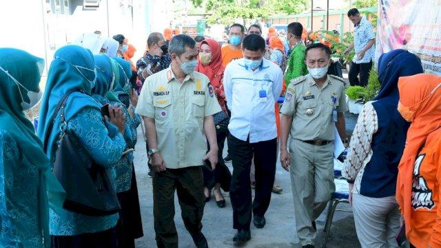 Harganas ke 28, Capaian Akseptor KB Kota Palopo Capai Target Provinsi