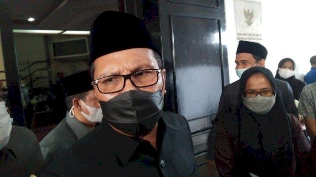 Wali Kota Makassar Danny Pomanto.