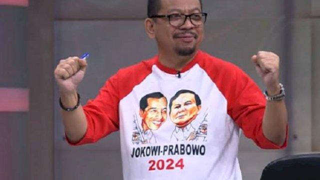 Suarakan Jokowi 3 Periode, M Qodari Bisa Dipolisikan