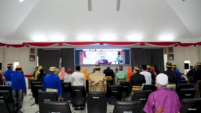 Upacara Hari Lahir Pancasila di Palopo, Jokowi Sampaikan Pesan Penting Ini