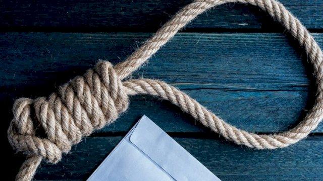 Susul Istri Meninggal Dunia karena Covid-19, Camat Ini Gantung Diri dan Tinggalkan Surat untuk Kapolres