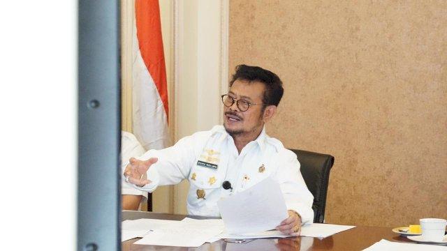 Mentan Syahrul: Tingkatkan produksi dan Nilai Tambah Untuk Kesejahteraan Petani