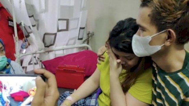 "Pengakuan Kontroversi Wanita Pemilik Kafe di Gowa yang Dipukul Satpol PP, ""Perutku Kadang Besar, Kadang Kempes"""