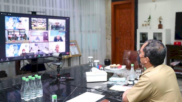 Catat! TNI-Polri Dukung Penuh dan Kawal Program Tim Detektor Covid-19 di Makassar