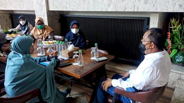 Cita-cita Danny, Makassar Jadi Kota Santri