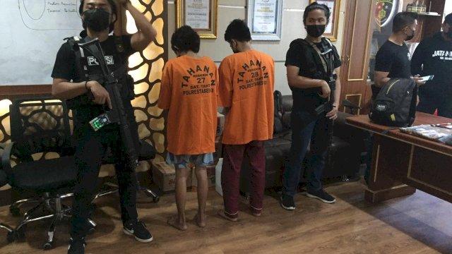 Sakit Hati Diputuskan Pacar, Pria di Makassar Bakar Mobil Milik Mantan