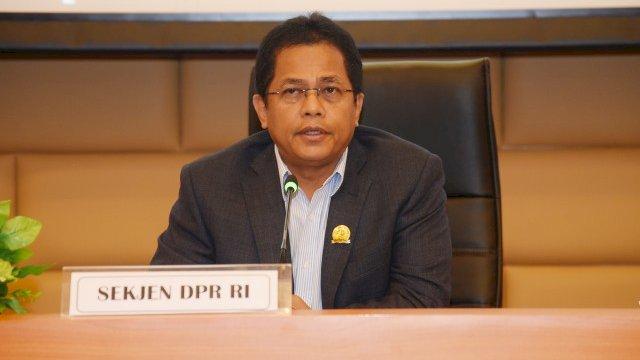 Erick Thohir Angkat Sekjen DPR RI Indra Iskandar Jadi Komisaris BUMN