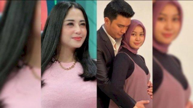 Istri Aldi Taher Semprot Dewi Perssik yang Asyik Tiduran di Paha Suaminya: Hargain Kak, Apalagi Aku Lagi Hamil!