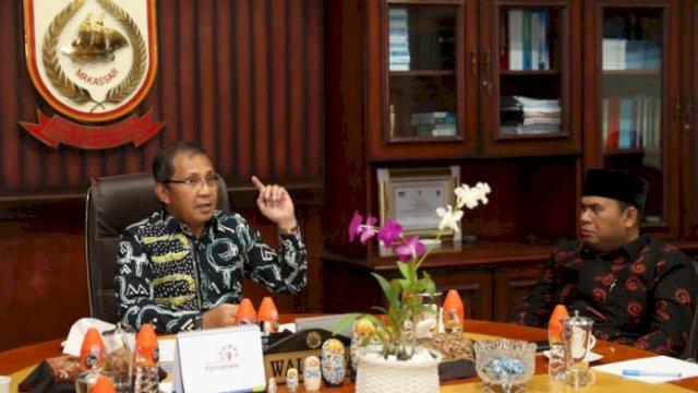 Pelaksanaan Sholat Idul Adha di Makassar, Wali Kota Danny: Sholat di Rumah Saja