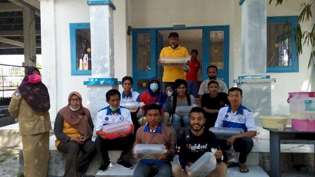 Latih Pemuda Bissappu dan Sinoa, Petambak: Terimakasih Bupati Bantaeng