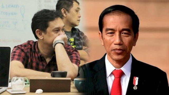 Denny Siregar - Joko Widodo