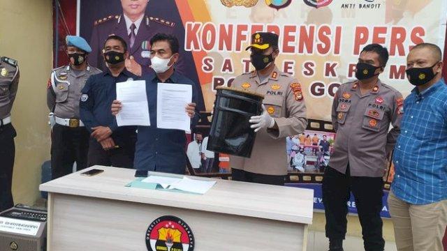 Polisi Periksa 7 Saksi, Oknum Satpol PP Pemukul Wanita di Gowa Terancam 5 Tahun Penjara