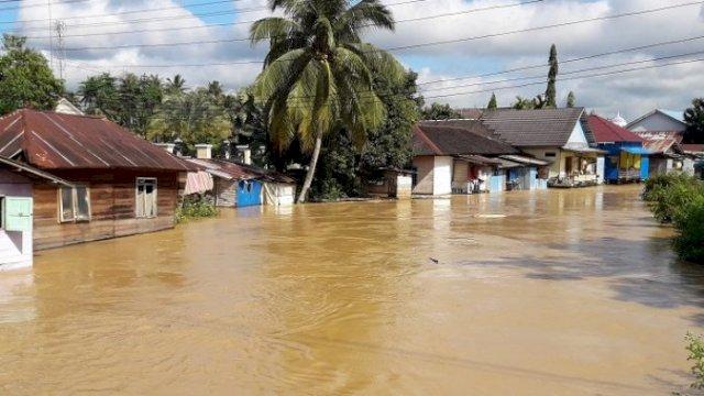 Samarinda Kaltim Terendam Banjir