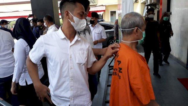 Dasar Bejat! Pengakuan Oknum Marbot di Makassar Cabuli 16 Anak Dalam Masjid, Karena Istri Sudah Tak Bisa Layani