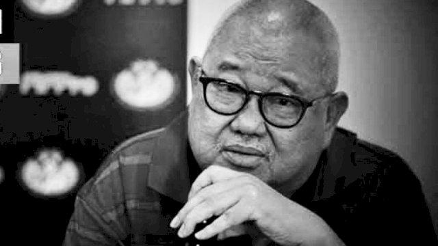INNALILLAH, Tokoh Sepak Bola Indonesia Andi Darussalam Tabusalla Meninggal Dunia
