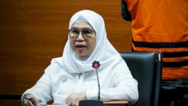 Terbukti Langgar Etik, Wakil Ketua KPK Lili Pintauli Hanya Diberi Sanksi Pemotongan Gaji