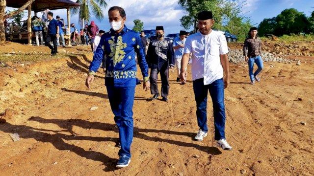 Ingat Jufri Pabe? Kini Muncul Bareng Ketua DPRD Rudianto Bangun Rumah Subsidi Dinamai Perumahan Anak Rakyat