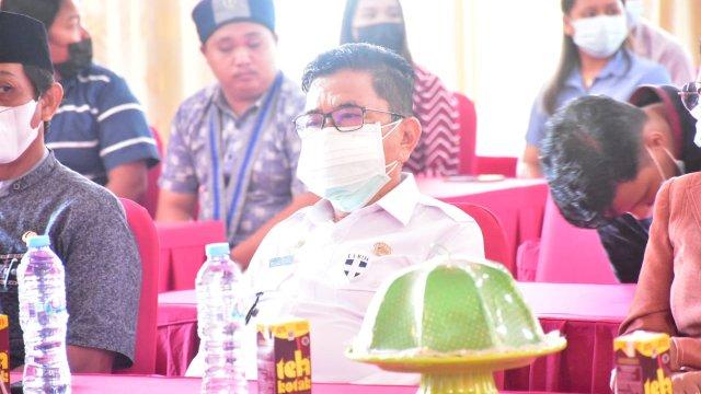 Wali Kota Judas Buka Konferensi GMKI Palopo