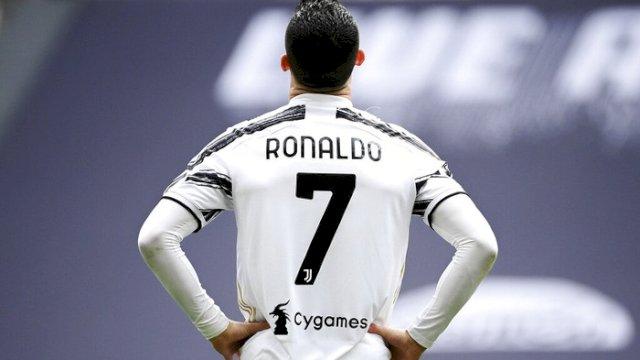 Woow! Manchester City Tawar Ronaldo dengan Gaji Rp253,2 Miliar Per Tahun