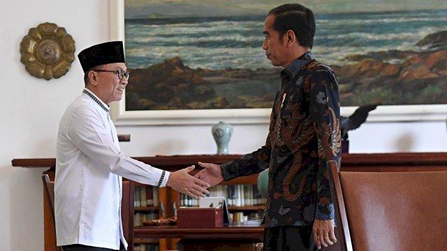Cerita Zulhas Usai Diundang Pertemuan Jokowi-Parpol Koalisi: Bicara Nggak Banyak karena Pertama Ramai-ramai