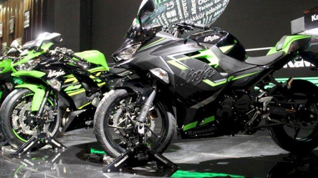 Woow! KawasakiBakal Luncurkan 2 Motor Baru