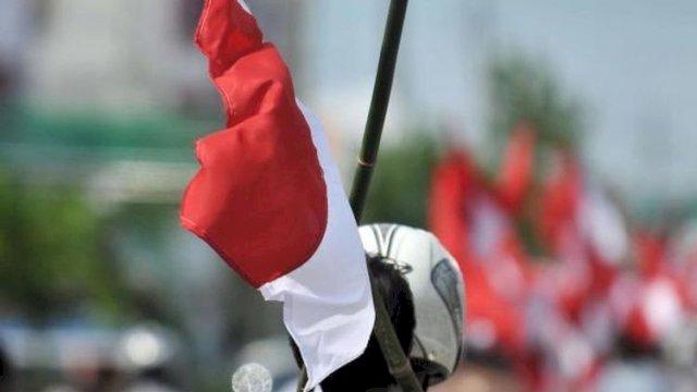 HUT Kemerdekaan RI Ke-76, Bupati Bantaeng Tabur Bunga