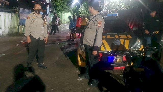 Ngeri! Tawuran Antar Kelompok Pecah Lagi di Makassar, Panah Busur Tertancap di Mata