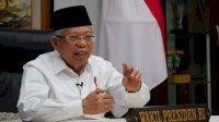 Wapres Ma'ruf Amin: Indonesia Pemain Utama Keuangan Syariah Dunia