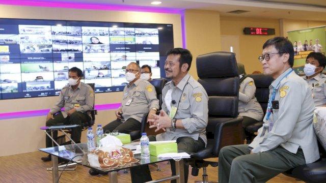 Presiden Jokowi Pastikan Persyaratan KUR Pertanian Semakin Dipermudah