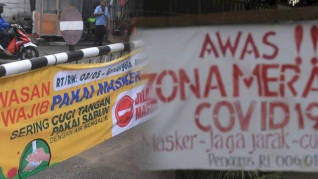 Tak Hanya Makassar, Berikut 17 Daerah di Sulsel yang Terapkan PPKM Level 2