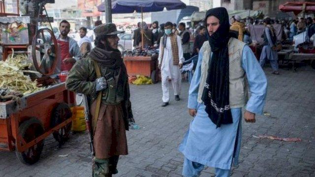 Taliban Berkuasa, Jemaah yang Sholat di Masjid Afghanistan Makin Banyak