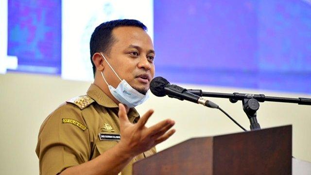Plt Gubernur Sulsel Sudirman Sulaiman Tunjuk Astina Abbas Gantikan Prof Rudy