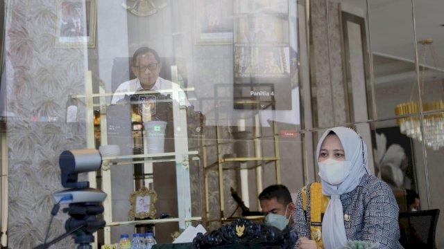 Mulai Hari Ini, Wawali Makassar Fatmawati Ikuti Pembekalan Kepemimpinan Pemerintahan