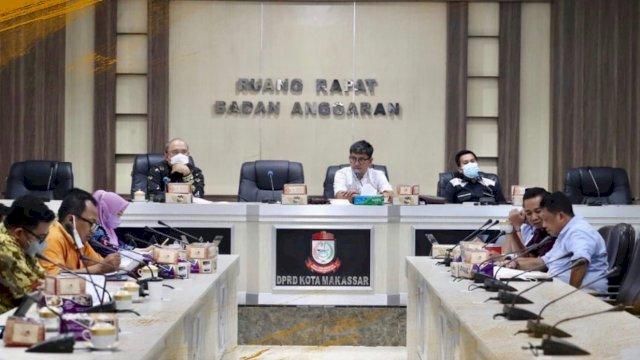 Bahas KUPA APBD 2021, Dewan Minta Pemkot Prioritaskan Kebutuhan Masyarakat