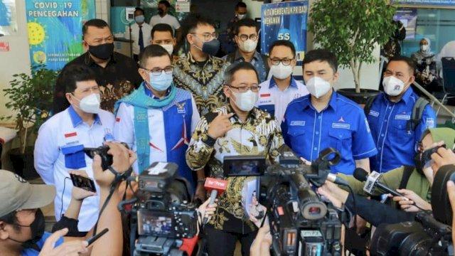 Demokrat AHY: Bukti Diberikan Kubu Moeldoko di Pengadilan Tidak Nyambung!